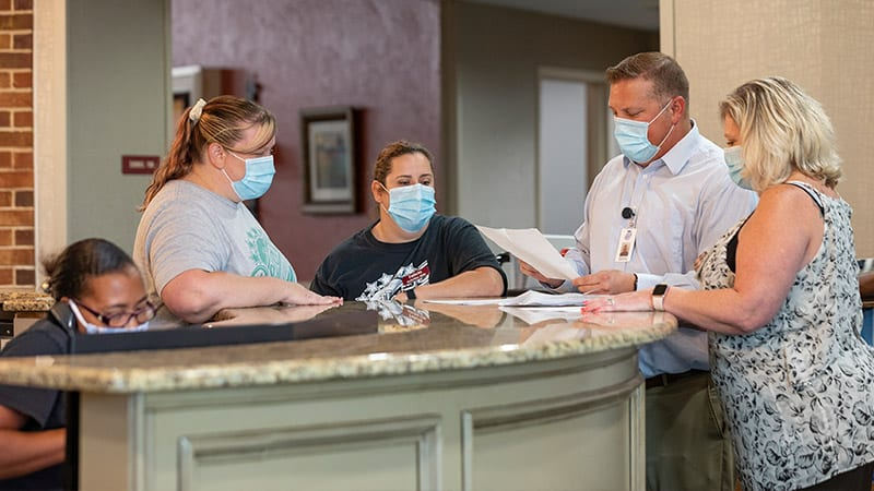 Wound Care | Bellevue Health and Rehabilitation