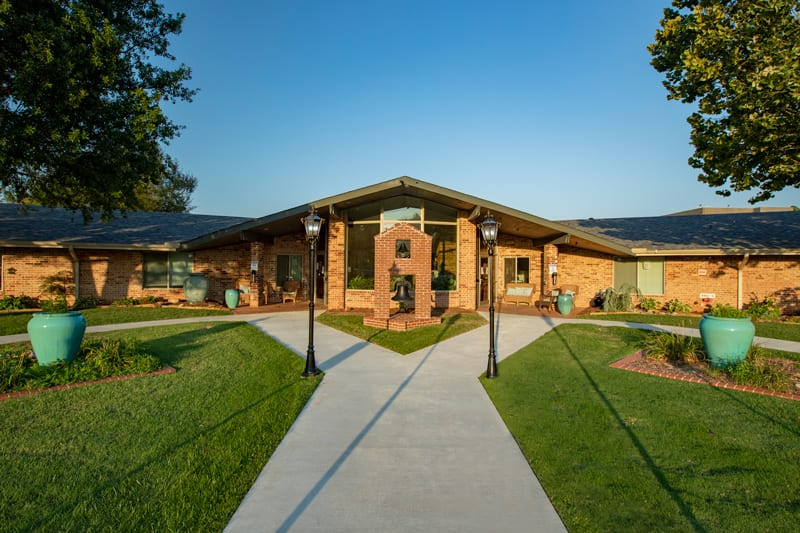 Bellevue Health and Rehabilitation | Newly Renovated Facility | OKC